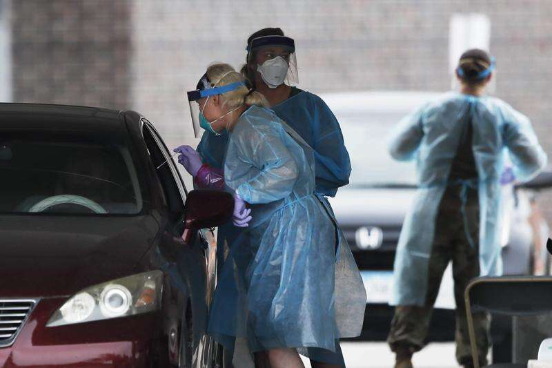 Iowa reports record number of new coronavirus cases, tests