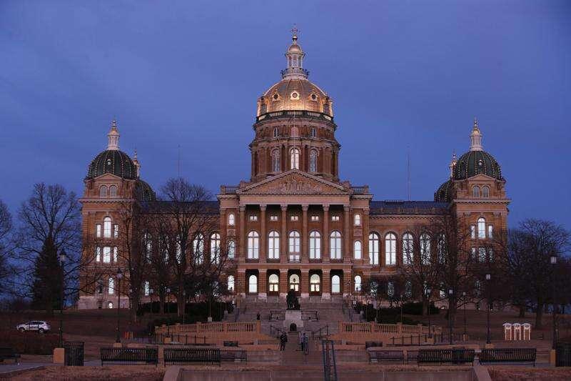 Legislative Iowa budget work underway