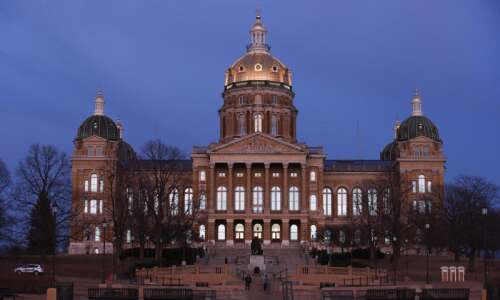 Legislative Iowa budget work underway