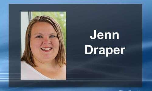 Jenn Draper to take over as Hawkeye Downs' executive director,…