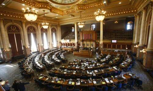 Iowa lawmakers mostly oppose Gov. Reynolds' plan to raise sales…