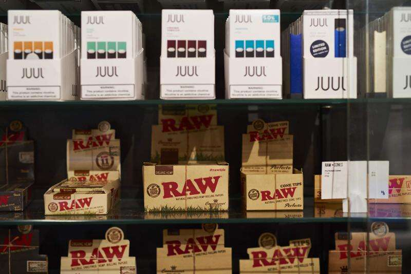 Tax e-cigarettes, but don't change buying age