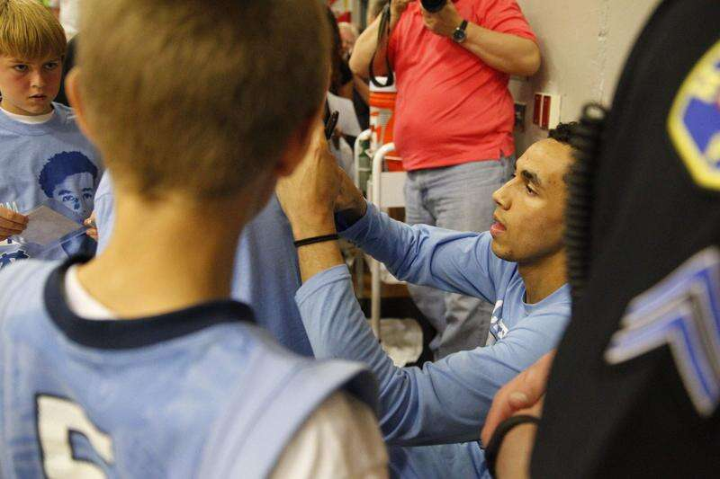 Marcus Paige excited to prove himself as NBA worthy