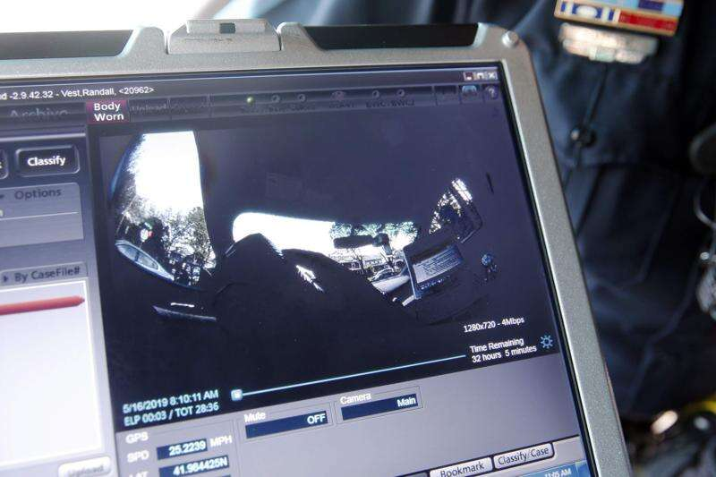 Research finds police body-worn cameras fall short of expectations