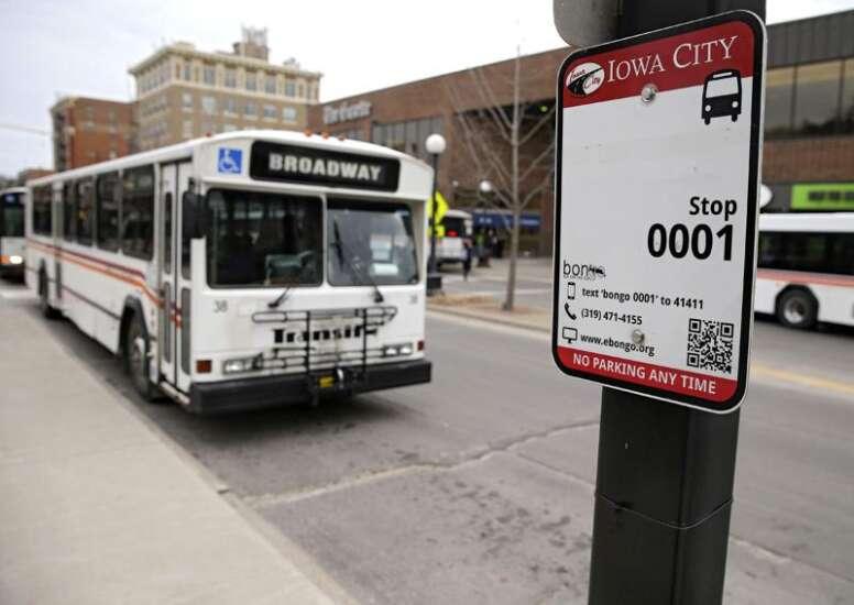 Revamped Iowa City bus service starting this summer