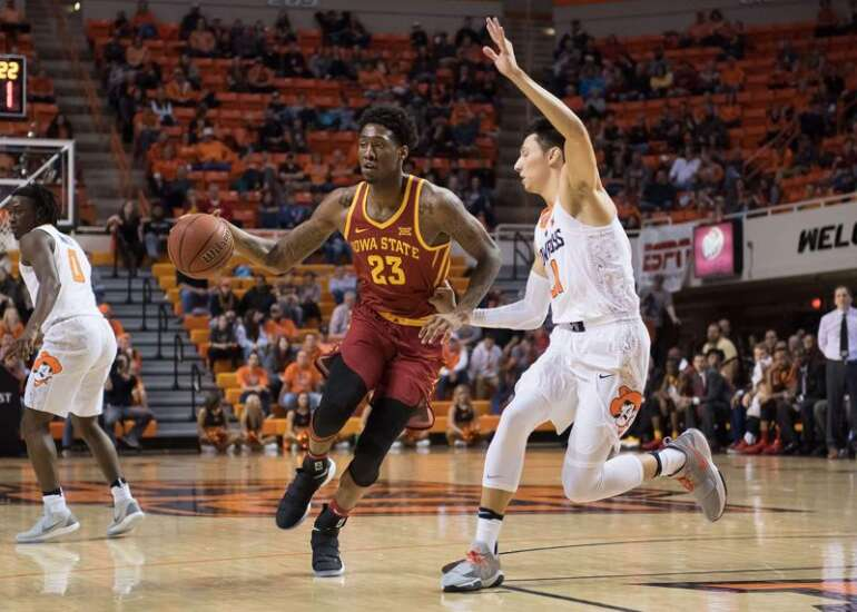 Iowa State men's basketball hopes expanded bench leads to win over Baylor