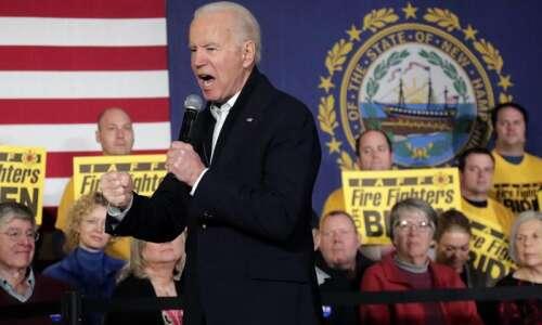 Joe Biden hits Bernie Sanders, Pete Buttigieg as he seeks…