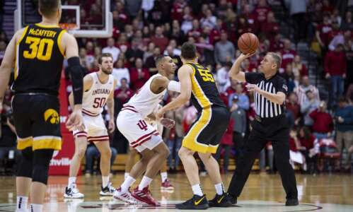 Indiana vs. Iowa men's basketball glance: Time, TV, live stream,…