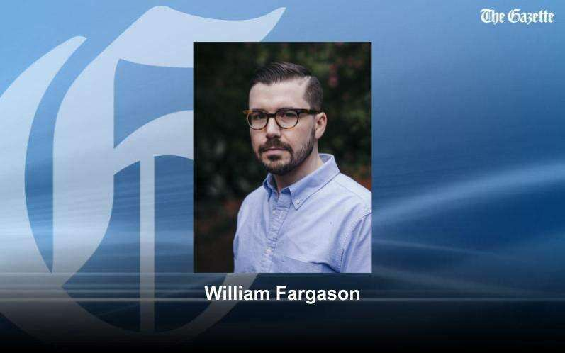 2019 Iowa Poetry Prize winner William Fargason talks about his weighty themes