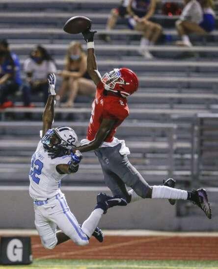 Photos: Cedar Rapids Jefferson vs. Cedar Rapids Washington, Iowa high school football Week 1