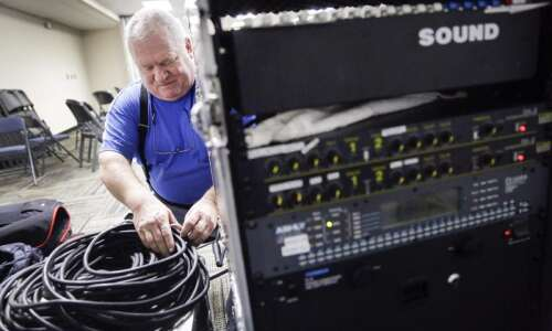 Campaign events add business for Iowa sound, lighting techs