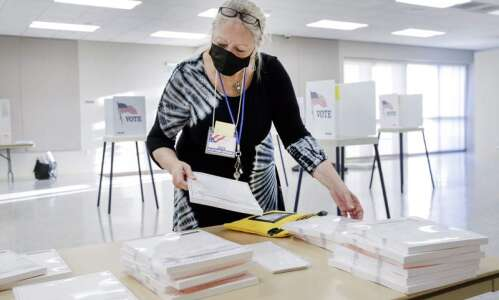 June 2 primaries: Linn County breaks turnout record with high…