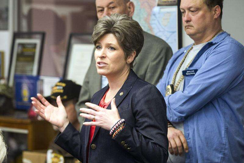 Ernst welcomes generals' support for renewable fuels