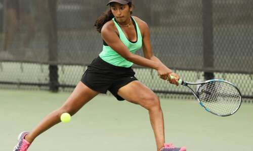 Girls' tennis 2019: Gazette area teams and players to watch