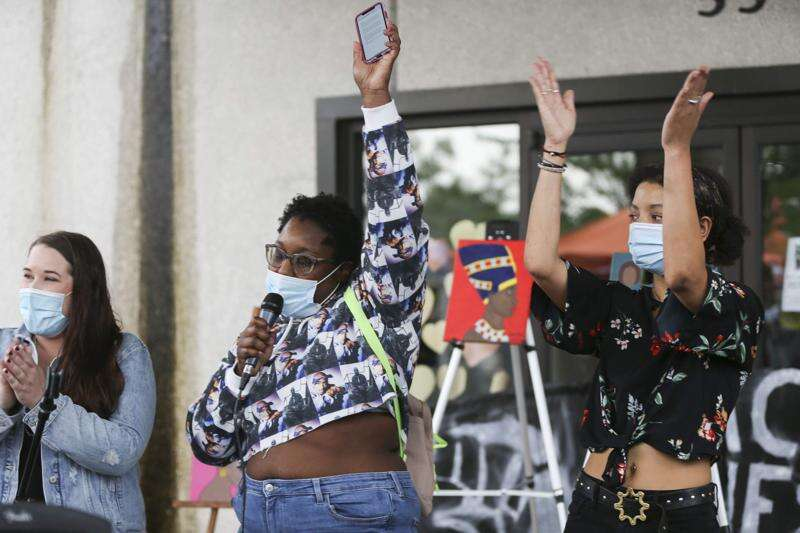 Cedar Rapids protesters vow to keep pushing for city action