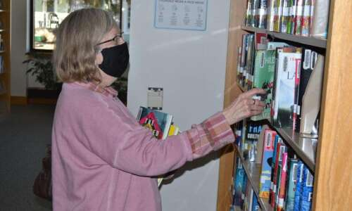 'Grab and go experience' Fairfield library open for browsing by…
