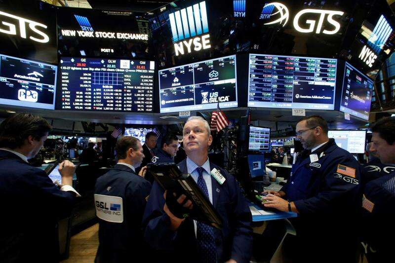 Investors see no let up in market bloodbath if Trump wins presidency