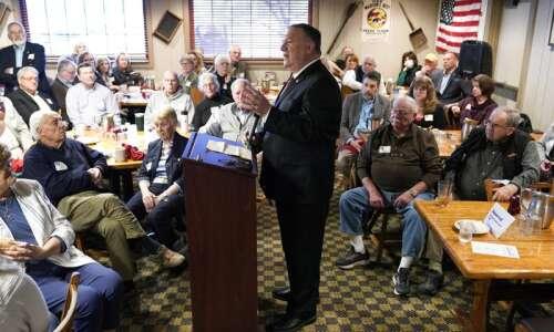 GOP presidential hopefuls already begin Iowa visits