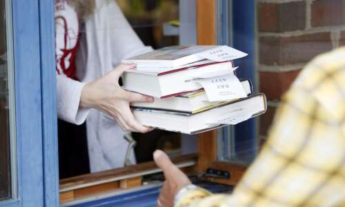 Marion library uptown location moves to appointment-only, plus a delivery…