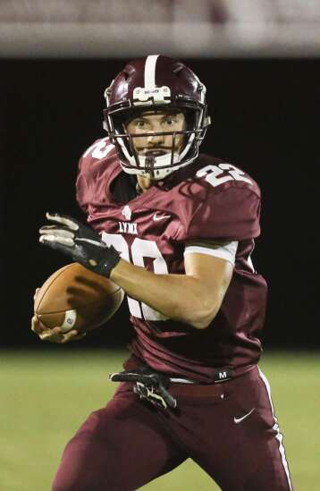 North Linn QB and receiver switch paying off