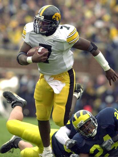 The day Iowa cleared out the Big House