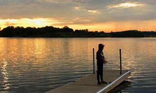 Beauty of 'lake' better than fishing