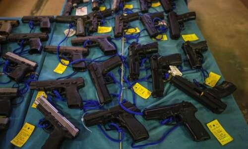 Iowa is winding down the racist war on guns