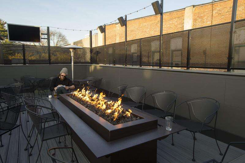 Rooftop spaces adding to downtown Iowa City experience