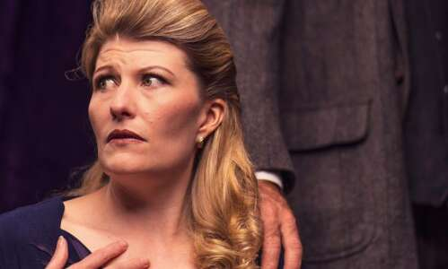 Agatha Christie's 'Unexpected Guest' takes stage at Old Creamery Theatre