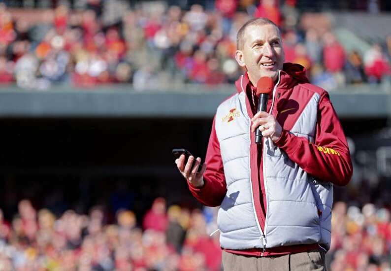 Iowa State and conference realignment through the years