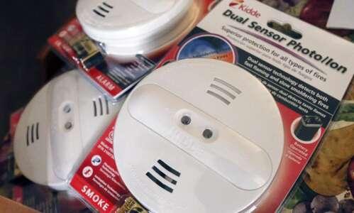 Free smoke alarms coming to Cedar Rapids area homes this…