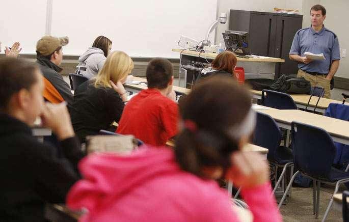 Iowa's high school grads not always ready for next step