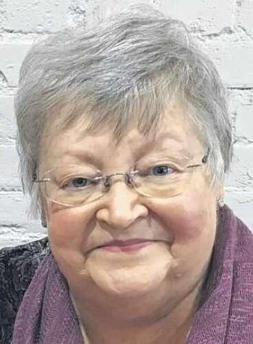 Happy 80th Birthday Virginia 'Ginny' (Peet) Neira