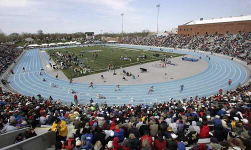 Big-time track and field coming to Iowa in 2020