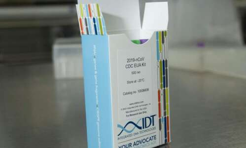 Coralville company, University of Iowa push for more COVID-19 testing