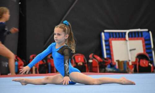 Somersaults' Alyssa Jarchow wins 2 Twistin' titles