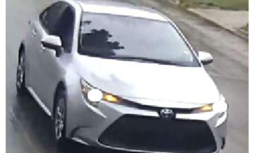 Police looking for vehicle involved in Friday shooting in SE…