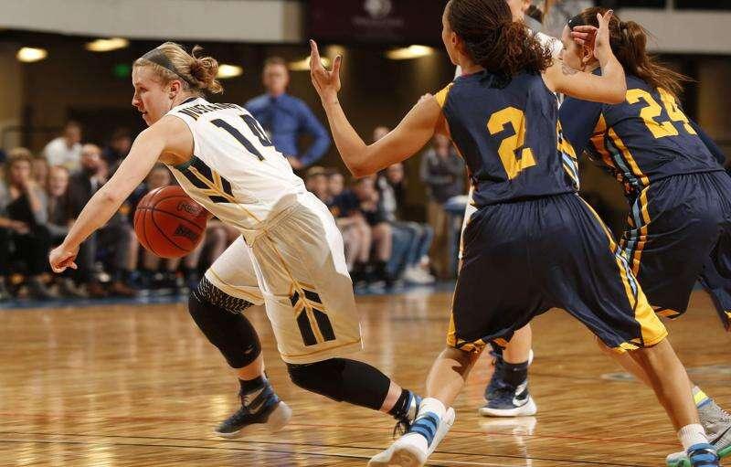 Clarke routs Mount Mercy, 78-58, in AII women's basketball quarterfinal