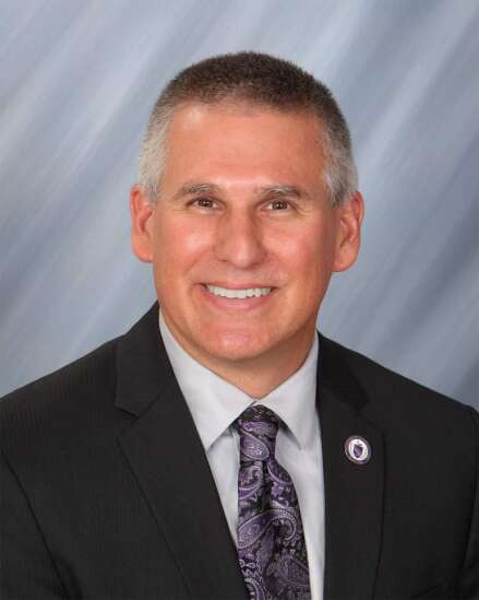 University of Northern Iowa Provost Jim Wohlpart to serve as interim president