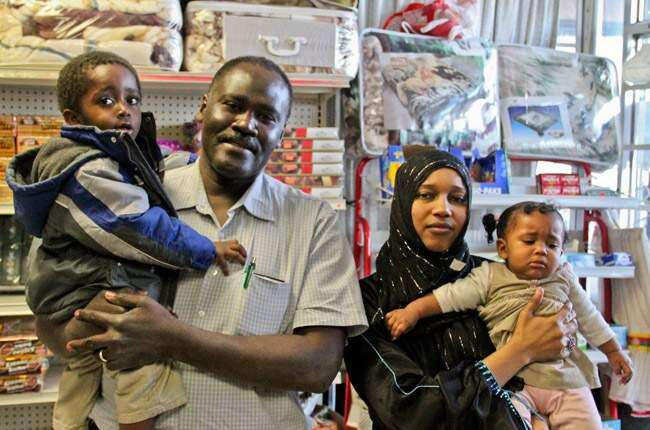 The Sudan Project: Being Sudanese American in Iowa