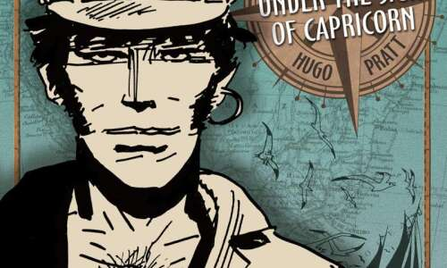 'Corto Maltese: Under the Sign of Capricorn' speaks English in…
