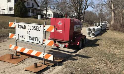 Fairfield sewer project ahead of schedule