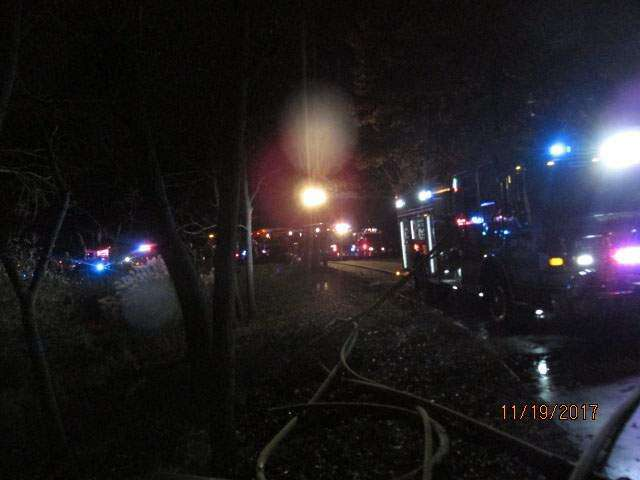 Fire damages North Liberty home, garage