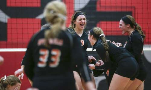 Iowa state volleyball tournament: Class 1A team capsules, stat leaders,…