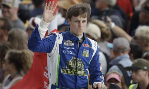 For NASCAR drivers like Joey Gase of Cedar Rapids, racing…