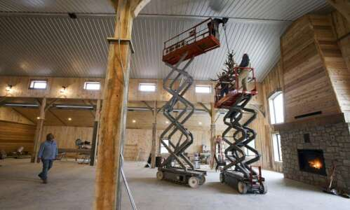 Wedding barn latest addition to Kacena Farms