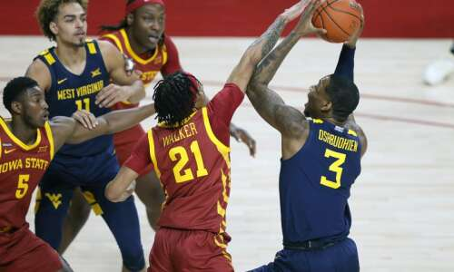 Iowa State men's basketball doesn't have quite enough against No.…