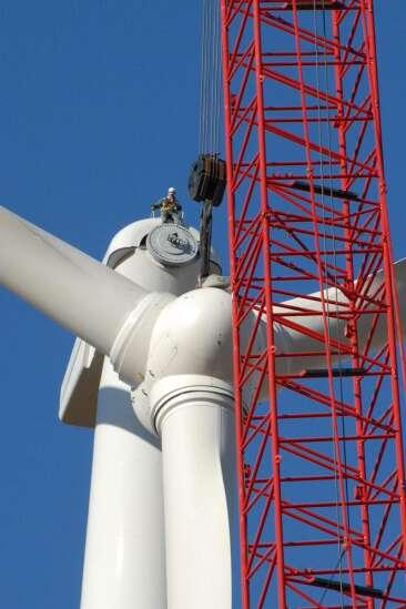 Iowa reaches new high mark for wind energy