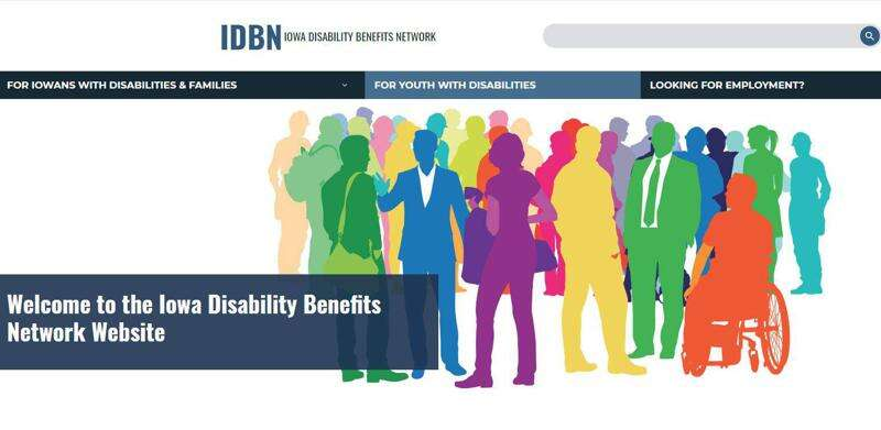 Iowa Workforce Development debuts new resource site for Social Security disability benefits and employment