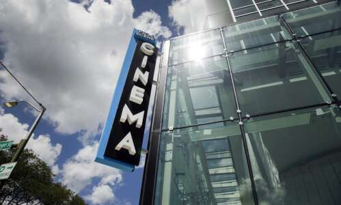 FilmScene to reopen Friday for live movie screenings